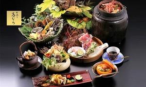 【49%OFF】グルメサイト3.62/TOP5000。東京で出会える、伊豆・温泉旅館の味わい≪その日の仕入れで決まる「おまかせコース」+選べる1ドリンク / 1名 or 2名 or 4名≫ @雲風々 高むら