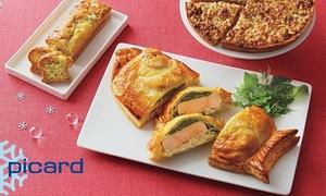 【 500円 】フランスで大人気の冷凍食品ブランド「Picard(ピカール)」≪ショップで使える2,500円分の割引券≫