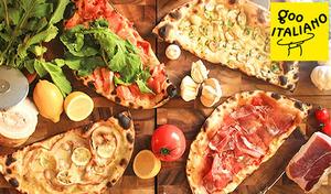 【120分飲み放題付き】本格イタリアンの味を心ゆくまで堪能。選べるクラフトピッツァや名物ラザニア、水牛のモッツァレラなど《グーイタリアーノプラン全8品》イタリア20の州の地元のおいしさをそのまま味わう