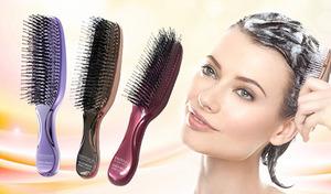 【53%OFF/選べる3種類】スカルプブラシで美しく健やかな髪作りをサポート。汚れを落としながら頭皮をしっかりマッサージ《エス・ハート・エス スカルプブラシ ユニヴィアラ》