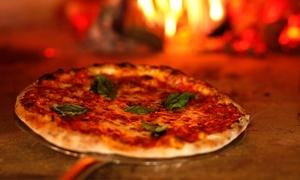 湖畔のオーベルジュが贈る旬満載のイタリアン。但馬牛や窯焼きピザなど≪但馬牛付イタリアンミニコースにピザ付/21時間ステイの4大特典≫ @水辺のホテル 小さな白い花