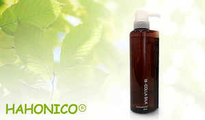 【50%OFF】洗いながら髪をケアする、美容液シャンプー《ハホニコ コラシルク18シャンプー 350mL》コラーゲン、シルク成分など18種類の美髪成分を配合。洗うたびにハリ・コシ・ツヤのあるなめらかな指通りを体感