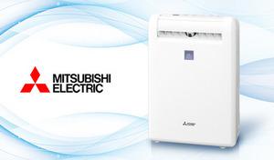 部屋干しもカラリと素早く乾かしてイヤなニオイを防ぐ。大量の洗濯物もしっかり乾燥させ、乾き残りをセンサーで見分けてダイレクトに送風《衣類乾燥除湿機 サラリ MJ-100LX-W》