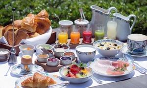 一日の始まりを豊かに彩る「世界一」と称賛される朝食を≪世界一の朝食/最大21時間ステイ/1泊朝食付≫10月31日迄利用可 @神戸北野ホテル
