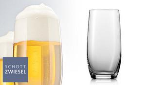 【52%OFF】世界中のホテルやレストランが愛用する「SCHOTT ZWIESEL」の《BANQUET(バンケット) タンブラー14oz 6個セット(974258)》特許取得の優れた技術で製造。耐久性と輝きを備えたグラス