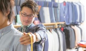 【 最大30%OFF 】あなたの人生に、特別な1着をどうぞ ≪ 国内ブランド生地オーダーメイドスーツ / 1着分・2着分・3着分 ≫ @lascivo(ラシーヴォ)