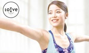 【最大78%OFF】日々の疲れを汗で流して、キレイな心と身体へ≪ホットヨガレッスン / 1回体験 or 1ヶ月通い放題≫女性限定 @Hot Yoga Studio loIve