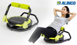 【送料込み】ウエストを集中的に鍛える2WAYマシン。1台で腹筋&ツイスト運動ができて、引き締まったウエストに。コンパクト収納できる折り畳み設計《イージーエクサツイスト+》