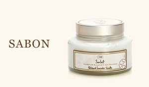 【選べる3つの香り】ほてる肌をやさしく癒やす《サボン シャーベットボディジェル 200mL》ジェルのような軽いテクスチャーで、肌にうるおいを与えるボディローション