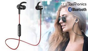【56%OFF/4色展開】高音質のヘッドセットで音楽を楽しみながら、ノイズの少ないマイクでクリアな通話も可能に。通勤やランニング中にも最適《Bluetooth イヤホン  TT-BH026》