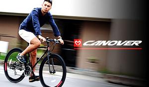 【61%OFF/送料込み/2色展開】日常のサイクルシーンをスタイリッシュに演出するストリート系クロスバイク。シーンに合わせて切り替えられるシマノ製21段変速を搭載《CAC-024 HEBE》