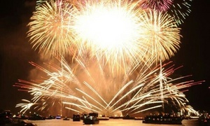 世界最高峰の花火師たちと、12,000発の花火を船上から目の前で味わおう≪東京花火大祭 クルージング / 8月11日(土)17:30集合≫ @TSUKIJI BOAT CLUB