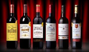 【送料込み】良質ブドウ×金賞受賞の美味しいハーモニー。《フランスボルドー金賞2014年・2015年・2016年飲み比べセット》ワイン名産地・ボルドー生まれの上質赤を飲み比べ