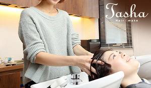 "【""6STEP""のTOKIOトリートメント/4メニュー】本質的な「髪質ケア」で艶に満ちた美髪に導く。心地よい雰囲気とテクニックに心も癒やされる《カット+6STEPトリートメント+ナノスチーム+炭酸シャンプー》"