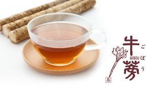 【送料込み】お徳用たっぷり・約4ヵ月分《国産ごぼう茶100% 120包》香ばしいごぼう茶で、おいしい&ヘルシー