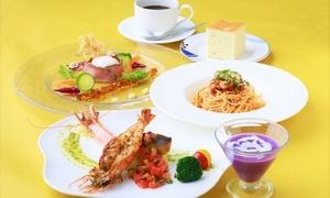 【 14%OFF 】9/30まで。贅沢なランチをホテルで ≪ シェフの饗宴ランチ+選べる1ドリンク ≫ ホテル京阪 京都 グランデにて @地中海料理&ワイン・ビアバル<Octavar/オクターヴァ>