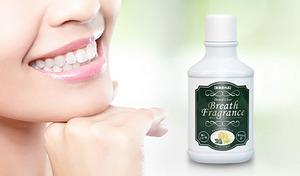 歯の専門家考案。1日10秒のデンタルケアで黄ばみ・口臭などを除去《薬用PRO デンタルクリア ブレスフレグランス》歯のトラブル解消。爽やかなレモンミントの香りで清潔な口内を毎日実感