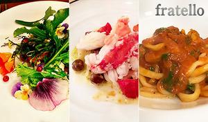 【スパークリング2杯付き】モチモチの食感の手打ちパスタや季節の味覚など本格イタリアンを堪能できる隠れ家レストラン。デートや女子会、会社帰りにもおすすめの贅沢時間《おまかせコース》