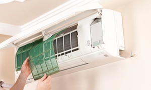 【最大15%OFF】エアコンのお掃除は、プロにお任せ≪エアコンクリーニング(壁掛けタイプ)/他1メニュー≫ @広島クリーン・サービス