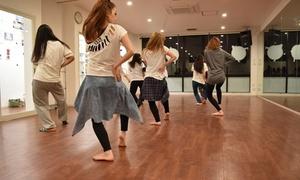 あの本格派ダンススタジオが、ついに≪4回分/大人のためのストリートダンス入門≫男女利用可・月曜19時~ @ダンススタジオ・ピースクラブ 西大寺スタジオ