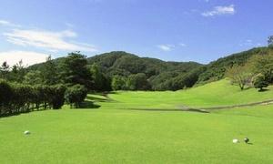 都内から約90分。アクセスも良いゴルフ場で仲間と自然の中で爽快プレー≪ゴルフ18H+昼食 / 平日限定≫2B・3B割増なし @岩瀬桜川カントリークラブ