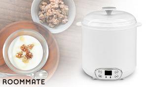体に優しいヨーグルト&納豆を自宅で作ろう《ROOMMATE いきいきヨーグルト&納豆家族 EB-RM700A》温度・タイマー設定機能付きで簡単調理