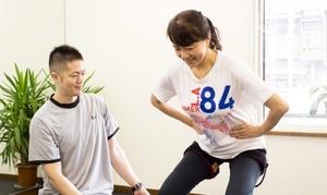 ダブルのトレーニングで、筋力アップを目指す≪4回分 / 加圧セッション&ボクシング55分(入会金込)≫男女可・新規限定 @スタジオ菴