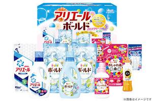 【7,000円】2箱お届けでお中元に最適!「アリエール&ボールドアロマクリーンセット×2箱」ご家庭で人気の液体洗剤ギフトセットをまとめてお得に♪ありえない?アリエールでしょ≫