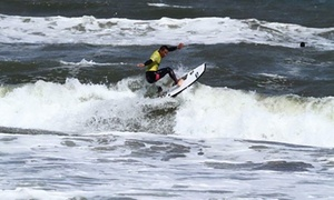 [3回分・1回5,000円]九十九里の海が、君を待っている≪サーフィンレッスン120分≫土日限定 @JUNKS SURFERS FACTORY(ジャンクスサーファーズファクトリー)