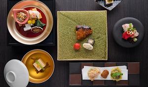 【ディナー/さくら】ヒルトン東京お台場で、上質な季節の食材を日本会席で堪能する贅沢。日本庭園と東京湾を望む美麗な空間で、感性をうるおす料理の数々を堪能《日本会席 しず香》