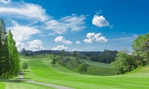 【50%OFF】前回800枚以上販売。自然豊かな高原にたたずむリゾート。爽快プレーと贅沢な滞在を≪ゴルフ1ラウンド・スタンダードツイン・和食コース・天然温泉・1泊2食付/他1プラン≫ @SAYO STAR RESORT