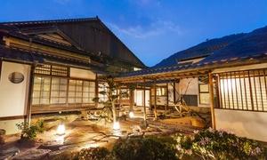400年の歳月を経て2013年11月にオープンした歴史あるホテル。「天空の城」竹田城跡の城下町全体を堪能/1泊朝食 @竹田城 城下町 ホテル EN