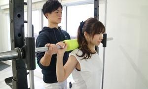 【最大91%OFF】美しく健康的な身体を目指して≪パーソナルトレーニング40分 or ストレッチ40分/入会金込み≫女性限定 @Flexible Style