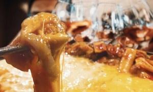 【15%OFF】韓国で話題沸騰のとろーり≪チーズダッカルビ+アラカルト料理食べ放題+飲み放題120分/ 1~4名分から選べる≫ @神戸ポークと産直野菜のお店 Re:MARC(リマーク)