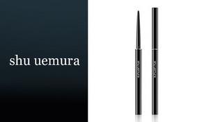 【選べる5色】《シュウウエムラ ラスティング ソフト ジェル ペンシル N》多彩な表情を生み出す極細1.5mmのペンシルアイライナー。水・汗に強く、美しい目元を長時間キープ