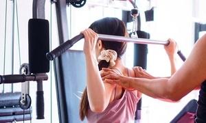 【最大78%OFF】正しい食の知識とトレーニングで、自分史上最高のカラダと健康へ≪パーソナルトレーニング90分 ×4回 (食事メールサポート付き)/他3メニュー≫ @会員制 パーソナルトレーニング W-ダブ