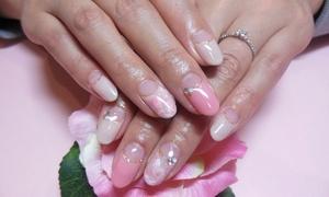 カワイイから上品まで、多彩なデザインが揃うネイルサロン≪180種類以上のデザインから選べるジェルネイル(ハンドorフット)+オフ/1回分 or 2回分≫ @Pink berry(ピンクベリー)