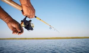 コースガイド付きなので、初めての方も安心≪わかさぎ釣り体験/1名分 or 2名分 or 3名分≫ @フィッシングセンター