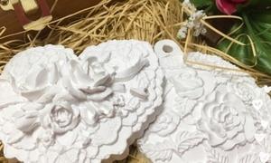 気軽に香りを楽しめる≪アロマストーン手作り体験講座120分≫女性限定 @夢香紡
