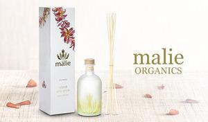 【選べる4つの香り/240mL】ハワイのオーガニック・スパブランド発。トロピカル気分を盛り上げるエキゾチックな香り《マリエオーガニクス リードディフューザー 240mL》