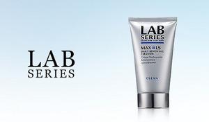 【57%OFF】清潔感のある、いきいきと若々しい肌へ《アラミスラボ マックス LS リニューイング クレンザー 150mL》潤いを与えながらエイジングの要因となるダメージから肌を守る多機能洗顔料