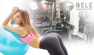 【16回×60分/美尻メイク専門1:1トレーニング】自分史上最高のボディラインを目指す《パーソナルトレーニング60分×16回+Styku3Dボディ測定・食事指導》脂肪燃焼促進&ヒップ専門トレ。経験ゼロの初心者にもおすすめ