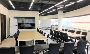 【50%OFF】会議や打合せに。人数・利用時間など、全15クーポンをご用意≪各スペース/会議室、セミナールーム、メインスペース≫ @&OFFICE
