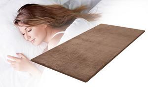 【送料込み】愛用の寝具をワンランク上の寝心地へ。しなやかに体にフィットする高反発効果で、理想的な寝姿勢へ《高反発マットレス シングル オーバーレイ マットレスパッド》