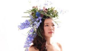 【最大50%OFF】美しいお花の装飾で、より華やかに、よりキュートに≪ARTまたはDRESSから選べる撮影プラン(フルメイク付き)≫ @Hananingen Hongo