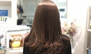あの話題の髪質改善プランが登場。理想のサラサラヘアがあなたにも≪髪質改善トリートメント 4Dショットプレミアム≫ @SWEET ROOM
