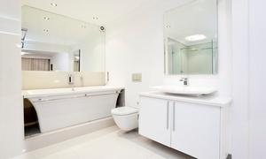 毎日使う所だからこそ、キレイに清潔に気持ちよく≪選べるハウスクリーニング/2ヶ所 or 4ヶ所 or 浴室クリーニング(コーティング付き)≫リピーター利用可 @WEXT