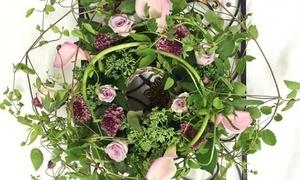 全国13校で受講OK。あなたの手でつくる、お花の妖精≪生花とプリザーブドによる、フラワーアレンジメント体験レッスン全3回≫ @(社)日本花文化普及協会