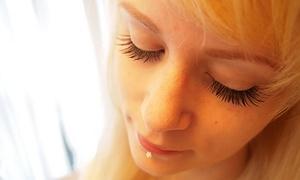 目元に負担をかけすぎない、低刺激の施術≪高級プラチナセーブルまつエク付け放題(120本程度) / 他1メニュー≫女性限定 @Eye Lush専門店 Kalon-Iris
