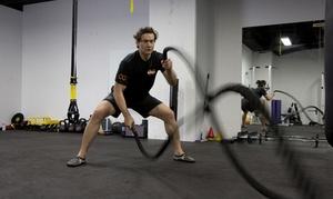 【 最大85%OFF 】目的に合わせたトレーニングで理想の体づくり ≪ 2ヶ月通い放題 / 3種類から選べるグループトレーニングセッション ≫ 男女利用可 @インフィニティ infinity トレーニング&コンディショニング